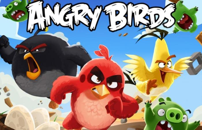 Featured Angry Birds Characters