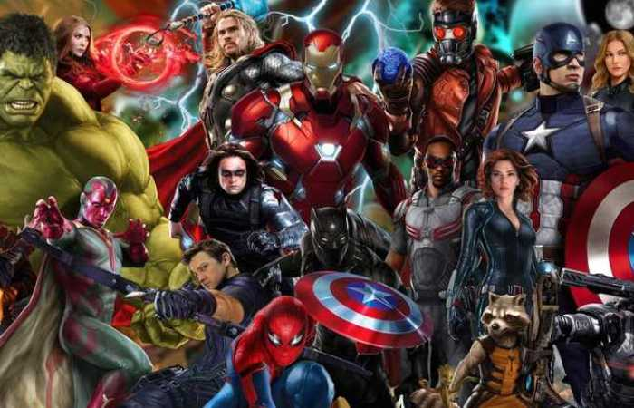 Featured Marvel Characters