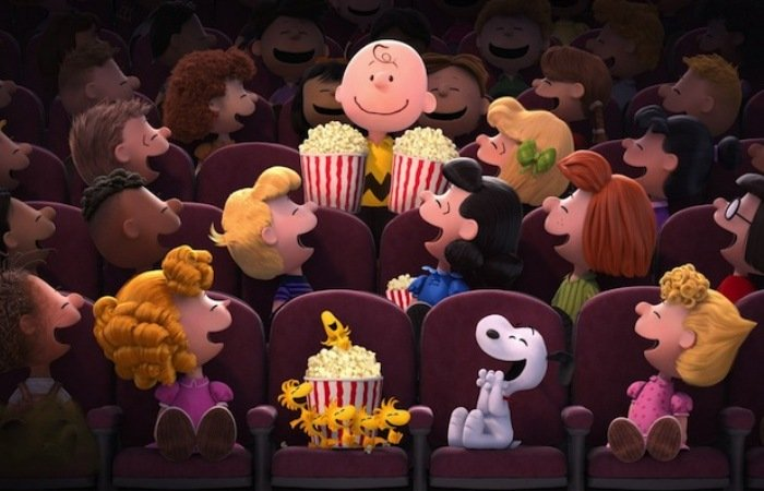 Featured Peanuts Characters
