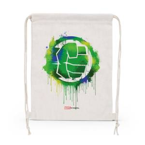 Marvel: Hulk Streetart Drawstring Bag