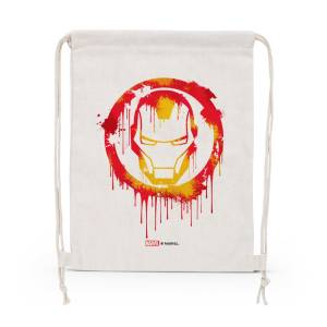Marvel: IronMan Linelight Drawstring Bag
