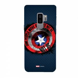 Marvel: Not Us Captain America Shield Samsung S9 Plus