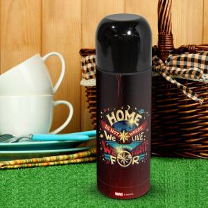 Marvel: Home is not where we live Thermos Flask