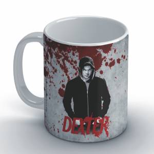 Dexter: Hooded Dexter Coffee Mug